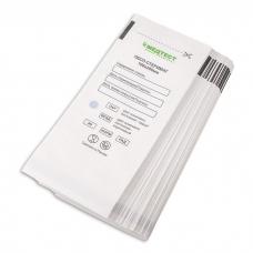 Белые крафт-пакеты 100 шт (100х200 мм) Медтест