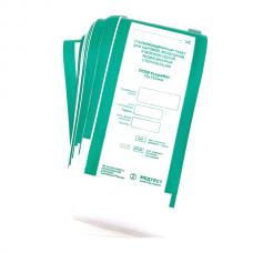 Пакеты для стерилизации 100 шт (75х150мм) прозрачные Медтест