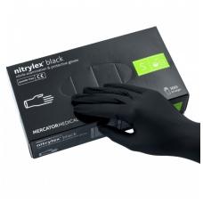 Перчатки нитриловые Niletylex Black размер S