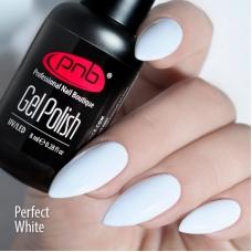 Гель лак PNB Perfect White 8мл