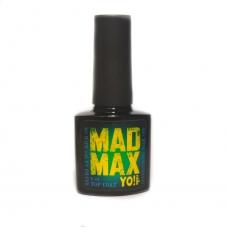 Супер стойкий топ без липкого слоя с UV фильтром Yo!Nails Mad Max, 8 мл