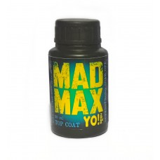 Супер стойкий топ без липкого слоя с UV фильтром Yo!Nails Mad Max, 30 мл