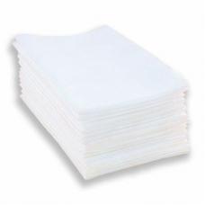 Одноразовые полотенца для маникюра, 25х40, нарезное, 100 шт, ТМ Тимпа