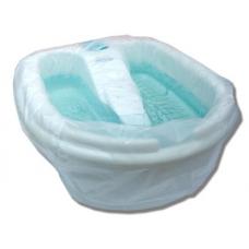 Чехлы на ванночку для педикюра 100*75 (с одной резинкой) 100шт