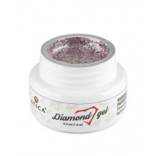 Гель-глитер Diamond Purple 5 Мл.