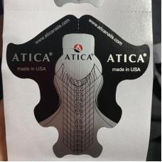Формы Atica на основе металлической фольги, 500 шт