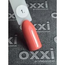 Гель лак Oxxi Professional 10 мл №01