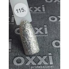 Гель лак Oxxi Professional 10 мл №115
